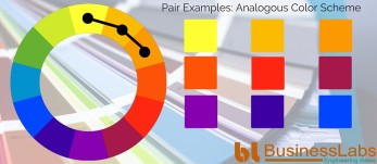 Illustrating Analogous Color Scheme